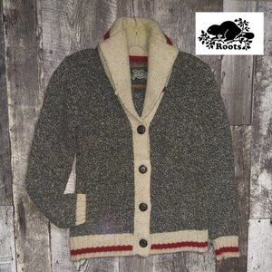 ROOTS Cabin Sweater Size Small